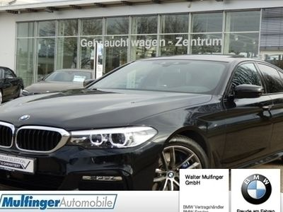 second-hand BMW 540 iA xDr M Sport Lenkradh DrivAs Sp