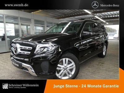 gebraucht Mercedes GLS350 d 4M COMAND*Distronic*FAP+*Pano*360°*AHK
