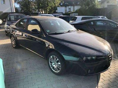 gebraucht Alfa Romeo 159 Alfa 1.8 Klima/ALU/EURO 4 Tüv 06/2021