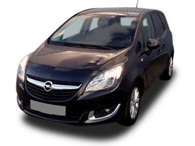gebraucht Opel Meriva 1.7 Diesel