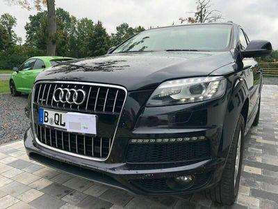 gebraucht Audi Q7 4.2 TDI quattro Xenon Leder Navi Pano 7 Sitze