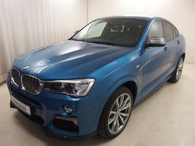 gebraucht BMW X4 M40i+20M LM+Lenkradhz+Alarmanlage+HUD+DAB
