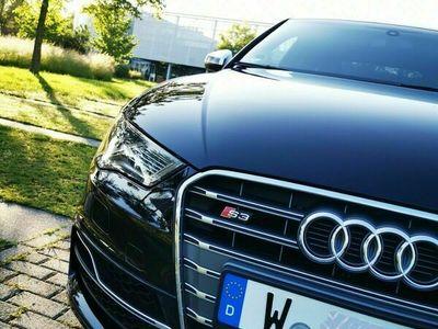 gebraucht Audi S3 Quattro, LED Scheinwerfer, RS3 Sitzpaket