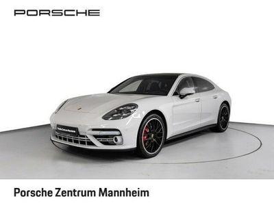 gebraucht Porsche Panamera Turbo Burmester Matrix HeadUp Pano 21''