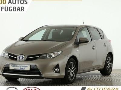 gebraucht Toyota Auris Hybrid Edition Pano Navi Kamera SHZ FSE
