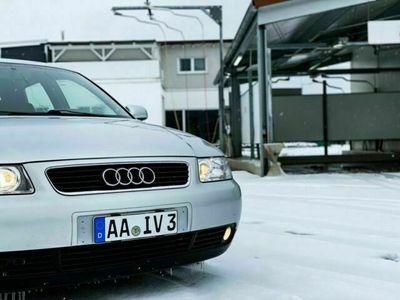 gebraucht Audi A3 8l 1.8 125 TÜV/SHZ/AHK