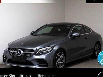 gebraucht Mercedes C200 Cp. AMG LED Kamera PTS 9G Sitzh Sitzkomfort