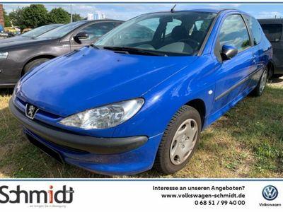 käytetty Peugeot 206 1.1 Filou AUFKÄUFER EXPORT