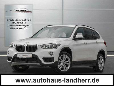 gebraucht BMW X1 sDrive // Panorama/Kamera/LED/