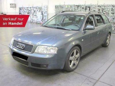 gebraucht Audi A6 Avant 2.5 TDI Navi Pro Line Style Business Fahrzeuge kaufen und verkaufen