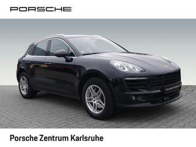 used Porsche Macan S Diesel 3.0 PDLS PCM-Navi PDK
