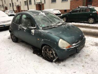 gebraucht Ford Ka Mit TÜV