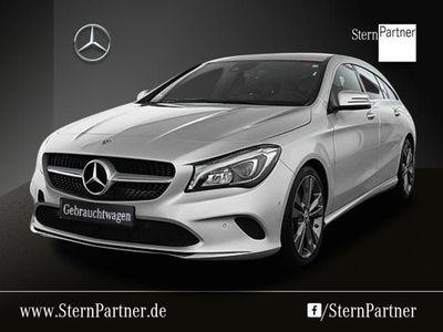 käytetty Mercedes CLA220 d SB Urban+LED+Navi+PDC