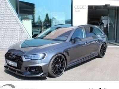 gebraucht Audi RS4 RS 4 Avant ABT+ Komplettumbau 390(530) kW(P
