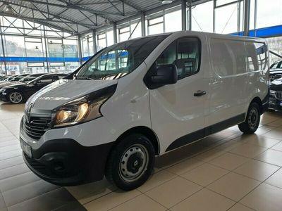 gebraucht Renault Trafic L1H1 1.6dCi 3 Sitzer PDC Klang & Klima
