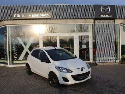 gebraucht Mazda 2 SoMo IRO Klima, 1. Hand, Scheckheft
