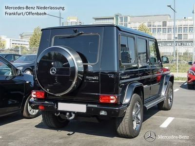 gebraucht Mercedes G350 L d Sportpak. Xenon SHD Kamera AHK SHZ