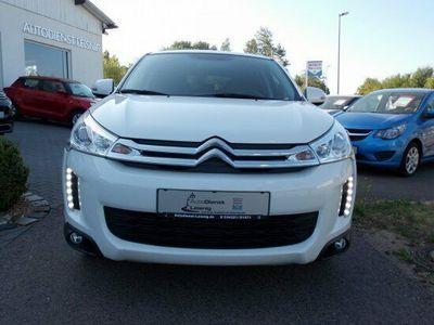 gebraucht Citroën C4 Aircross 1.6 HDi 115 FAP Tendance Navi Kamer