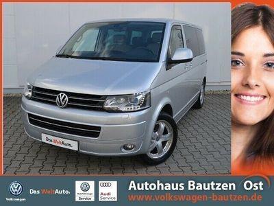 gebraucht VW Multivan T5Highline 2.0 TDI 4Motion DSG HIGHLINE/AHK/XENON/ST-HZ/NAVI-510+DYNAUDIO/RFK/SIDE-ASSIST