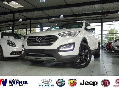 gebraucht Hyundai Santa Fe 2.2 CRDI 4WD Style *Leder,Pano,Navi