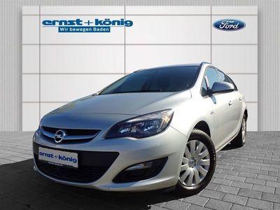gebraucht Opel Astra 1.6 CDTI DPF ecoFLEX Sports TourerStart/Stop Edition
