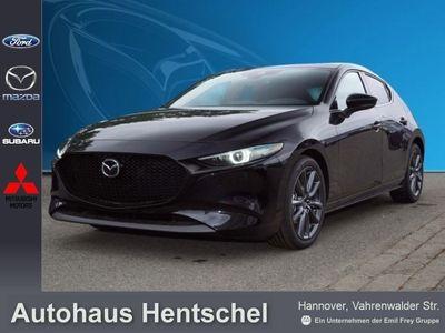 gebraucht Mazda 3 SKYACTIV-D 1.8 SELECTION 85 kW, 5-türig (Diesel)