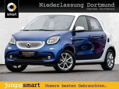 gebraucht Smart ForFour 52kW passion cool&Audio SHZ LED PDC Tempom