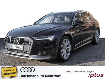 gebraucht Audi A6 Allroad 50 TDI quattro tiptronic Panorama KLIMA LED NAVI LEDER ALU