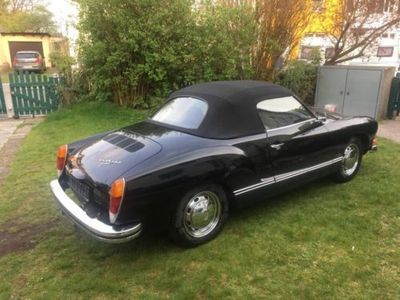 gebraucht vw karmann ghia 1973 km in schwabach autouncle. Black Bedroom Furniture Sets. Home Design Ideas
