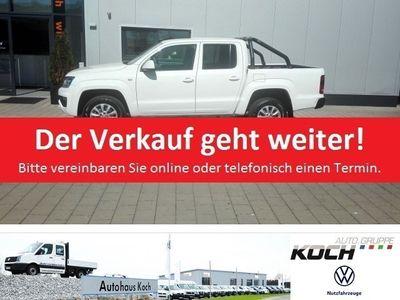 gebraucht VW Amarok 3.0 TDI Comfortline Allrad Navi Klima