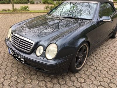 gebraucht Mercedes CLK230