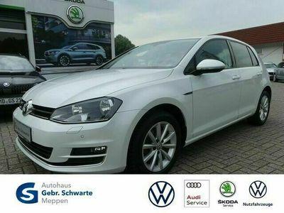 gebraucht VW Golf VII 1.6 TDI Klima Sitzheizung