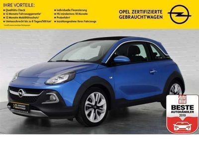 gebraucht Opel Adam Rocks elektr. Faltdach, Bluetooth, Lenkrad