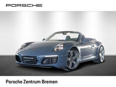gebraucht Porsche 991 911Cabriolet Leder Navi Bose Klimaautomatik