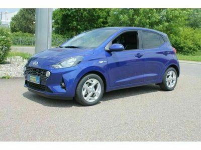 gebraucht Hyundai i10 MPI neues Modell 1.2 Deluxe