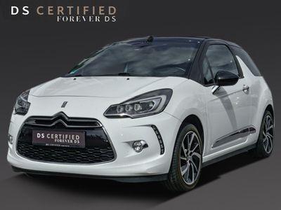 gebraucht DS Automobiles DS3 Cabriolet 1.6 SoChic*Klimaanl.*LM-Felgen* Xenon-Sche