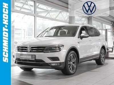 gebraucht VW Tiguan Allspace 2.0 TDI Highline 4Motion Allrad
