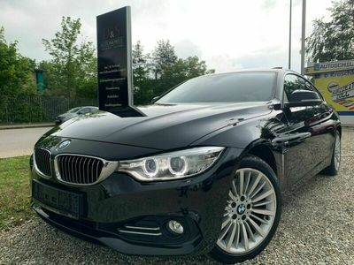 gebraucht BMW 428 iGCxDrive Luxury/NaviProf/Leder/Xen/SHZ/HeadU