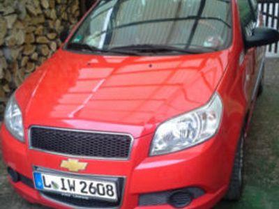 gebraucht Chevrolet Aveo 1.2