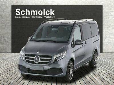 "gebraucht Mercedes V250 d 4M EDITION Lang NAVI/19""/LED/BURMESTER"