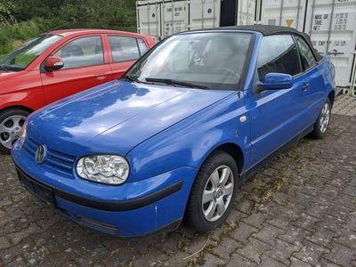 gebraucht VW Golf Cabriolet bei Gebrachtwagen.expert