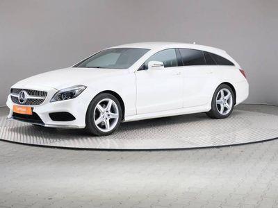 gebraucht Mercedes E250 CLS-Klasse Shooting Brake d 9G-TRONIC AMG