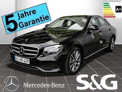 gebraucht Mercedes E300 AVANTGARDE COMAND/LED/Pano/RFK/Fahrassis