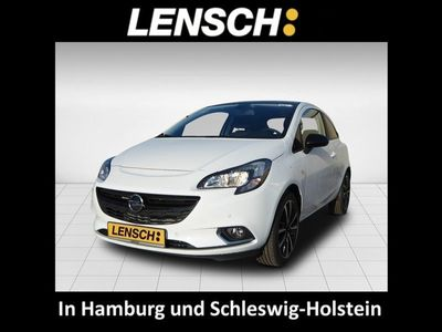 gebraucht Opel Corsa E 1.4T 3T Color Edition *100PS*KLIMAAUTO*
