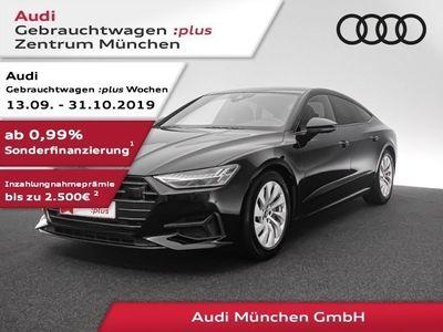 gebraucht Audi A7 Sportback 50 TDI qu. tiptr. Luftfed/Pano/Matrix/B&O