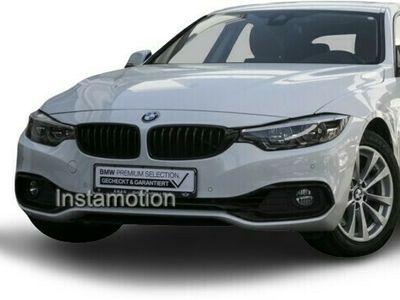 gebraucht BMW 430 Gran Coupé 430i Gran Coupe Aut. Sport Line LED 378Euro Leasing