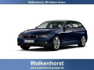 gebraucht BMW 320 d Sport Line Touring BusinessPaket HarmanKardon LED Navigation