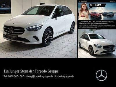 gebraucht Mercedes B180 PROGRESSIVE LED+Widescreen+Navi+MBUX+W247+