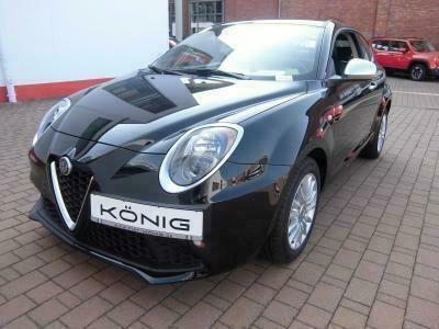 gebraucht Alfa Romeo MiTo Urban 1.4 8V