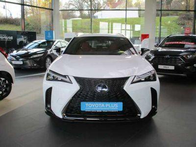 gebraucht Lexus UX 250h F SPORT /Navi/LED/STHZ/Leder/360°Kamera